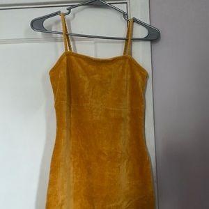 Soft mini dress